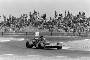 Francois Cevert, Tyrrell 002 Ford, GP di Francia del 1971