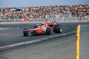 Alex Soler-Roig, March 711 Ford, GP di Francia del 1971