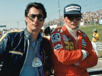 Niki Lauda, Daniele Audetto, Gp del Canada 1976