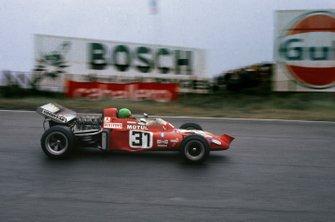 Henri Pescarolo, March 711 Ford