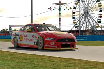 Fabian Coulthard, Team Penske