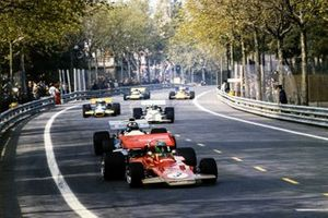 Reine Wisell, Lotus 72C Ford, Jean-Pierre Beltoise, Matra MS120B, Pedro Rodriguez, BRM P160