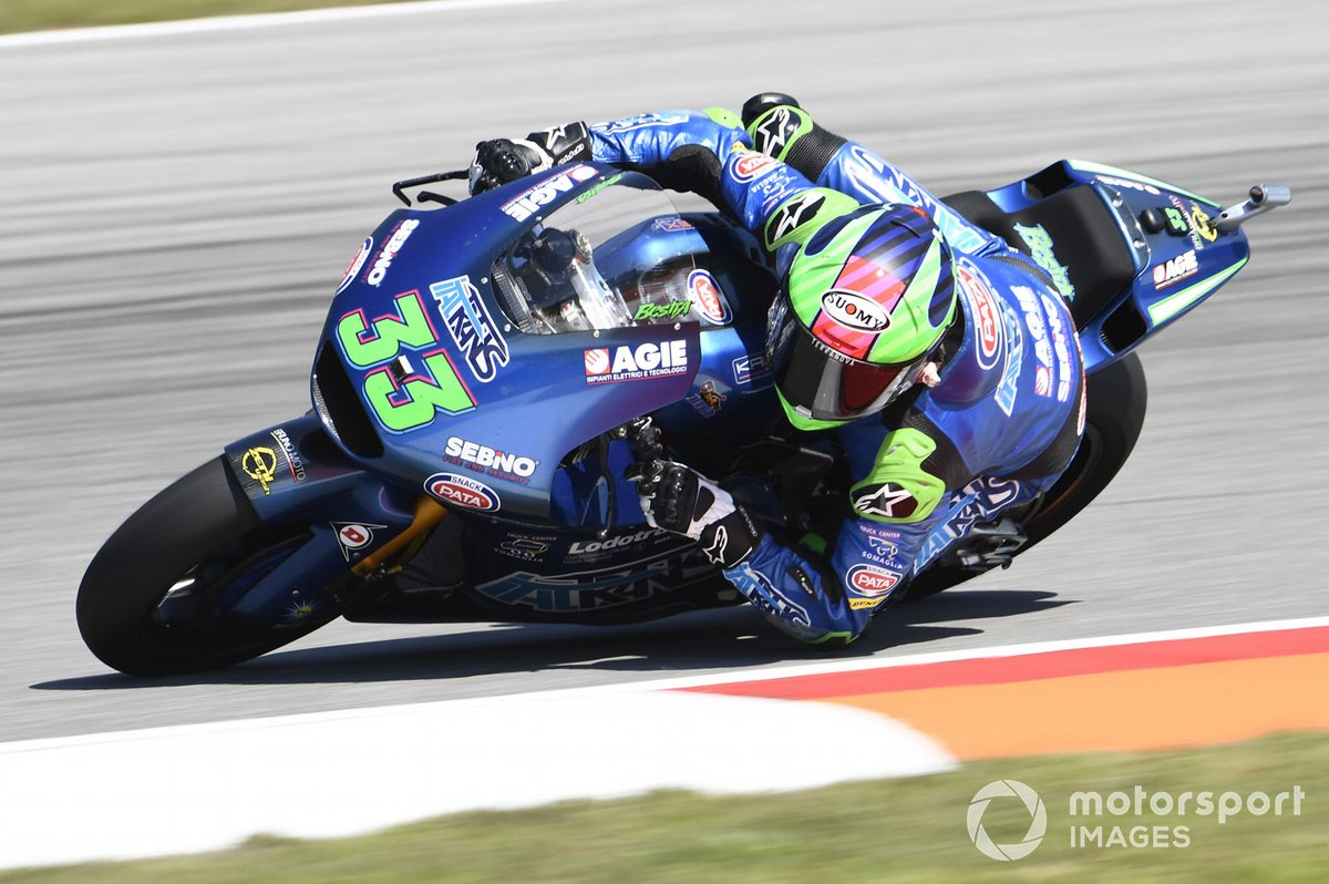 Enea Bastianini, Italtrans Racing Tea