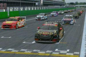 Race 3 Monza starting grid
