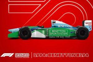 F1 2020 Benetton 1994