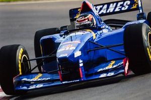 Aguri Suzuki, Ligier JS41 Mugen-Honda