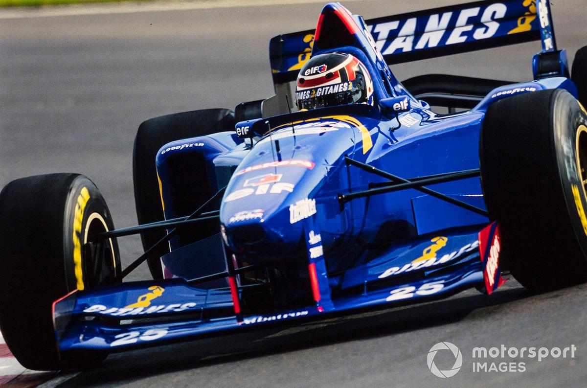 Benetton B195 / Ligier JS41