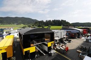 Paddock preparations