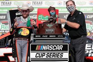 1. Austin Dillon, Richard Childress Racing, mit Eddie Gossage