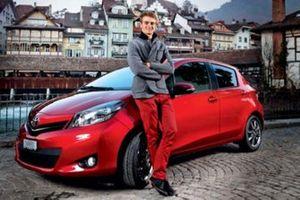Toyota Yaris of Nico Müller