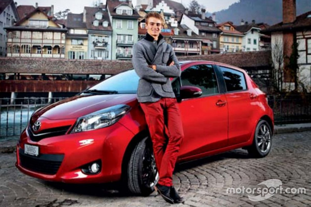 Nico Müller (Toyota Yaris Kompressor)