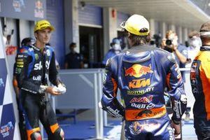 Tetsuta Nagashima, Red Bull KTM Ajo, Luca Marini, Sky Racing Team VR46