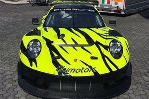 Ebimotors, Porsche 911 GT3 R