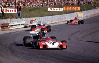De Adamich, Team Surtees, Clay Regazzoni, Ferrari, Ronnie Peterson, March