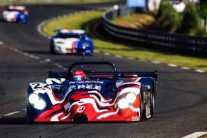 #22 Nissan Motorsports, Nissan R391: Michael Krumm, Satoshi Motoyama, Erik Comas