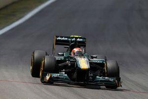 Jarno Trulli, Lotus T128 Renault