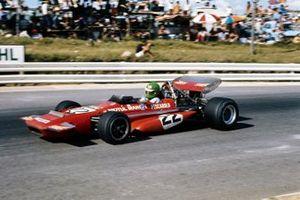 Henri Pescarolo, March 701 Ford