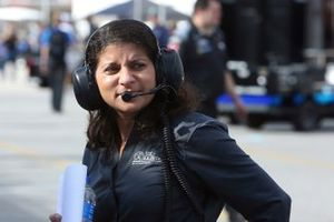 Engineer Leena Gade, Mazda Team Joest Mazda DPi