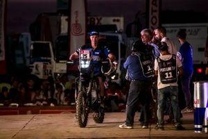 #25 Yamaha Official Rally Team: Rodney Faggotter