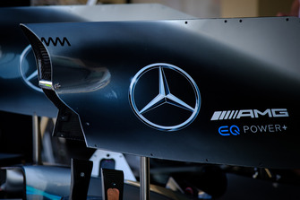 La Mercedes AMG F1