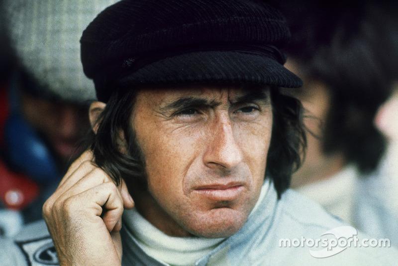 Jackie Stewart somou 27 vitórias