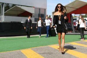Jemma Boskovich fidanzata di Daniel Ricciardo
