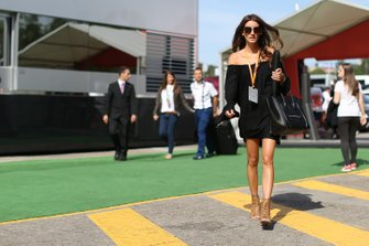 Jemma Boskovich girlfriend of Daniel Ricciardo
