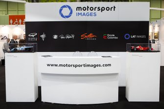 The Motorsport Images stand