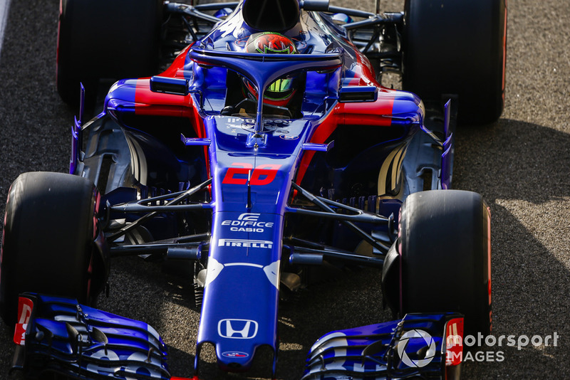 Brendon Hartley - 25 Grand Prix: 13.67 ortalama