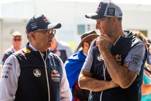 Роланд Дейн и Шейн ван Гисберген, Triple Eight Race Engineering