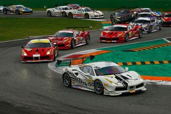 #263 Ferrari 488, Scuderia Corsa - Ferrari of Beverly Hills: Cooper MacNeil