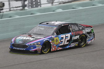 Matt DiBenedetto, Go FAS Racing, Ford Fusion Zynga Poker