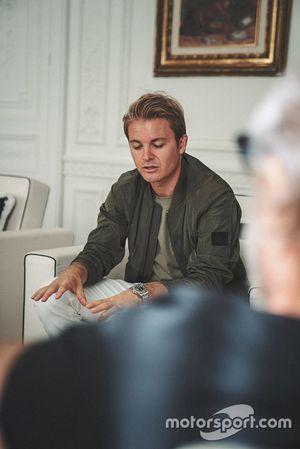 Nico Rosberg, Flavio Briatore