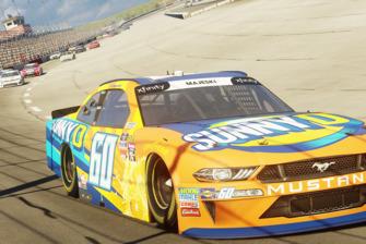 NASCAR Heat 3 oyun ekran görüntüsü