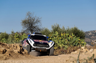 #307 X-Raid Mini John Cooper Works Buggy Team: Carlos Sainz, Lucas Cruz