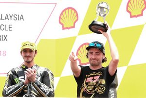 Francesco Bagnaia, Sky Racing Team VR46, mit Pablo Nieto