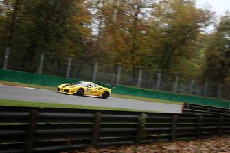 #51 Ferrrari 488, Ferrari Eberlein: Walter Ben Doerenberg