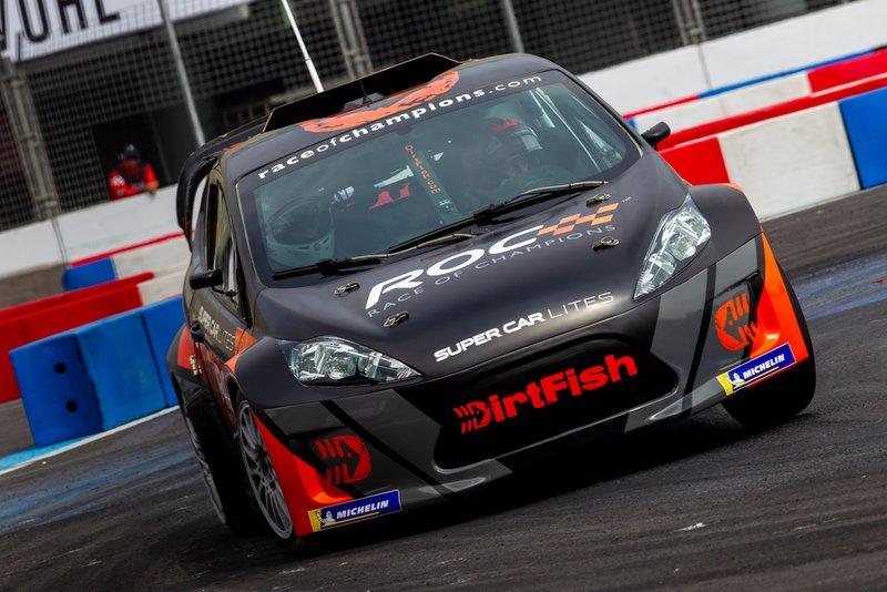Pierre Gasly, RX Supercar Lite