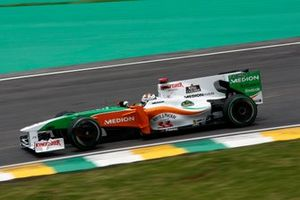 Adrian Sutil, Force India VJM02