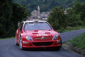 Себастьен Лёб и Даниэль Элена, Automobiles Citroen, Citroen Xsara WRC