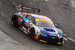 #1 Audi R8 LMS GT3: Geoff Emery, Garth Tander