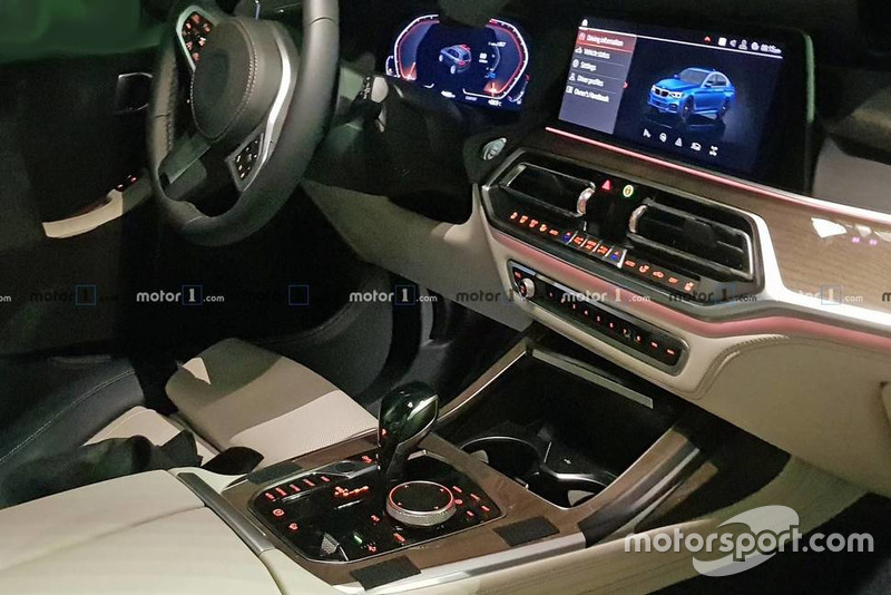 Шпигунське фото BMW X7 2019 року