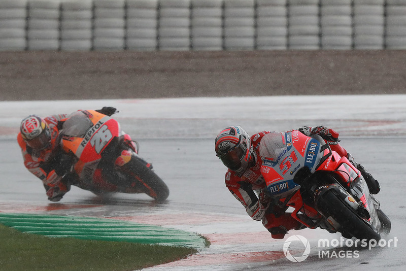 Pirro, Dani Pedrosa, Repsol Honda Team