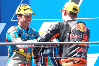 Joan Mir, Marc VDS Racing Brad Binder, Red Bull KTM Ajo