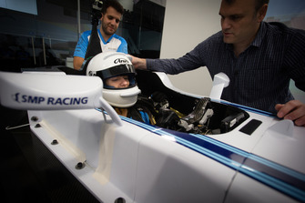 Álvaro Carretón, Williams eSports en el simulador de Williams F1