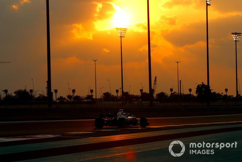 Pietro Fittipaldi, Haas F1 Team VF-18 Jean Petin