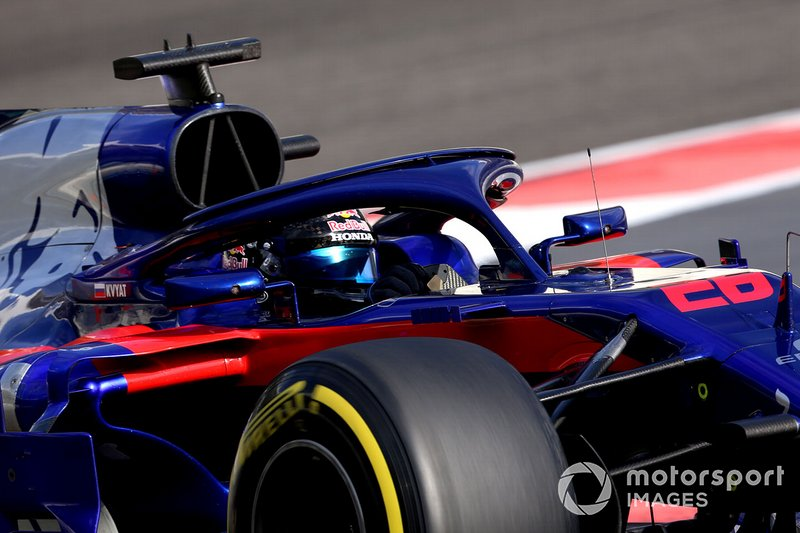 Scuderia Toro Rosso: edad promedio 23