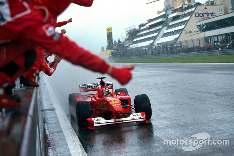 2: Michael Schumacher, 142