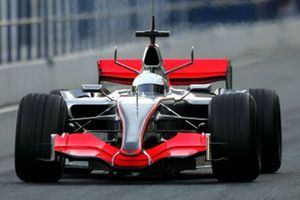 Fernando Alonso, McLaren Mercedes MP4/21