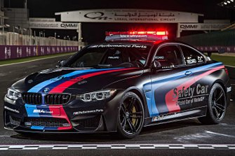 BMW M4 Coupé safety car
